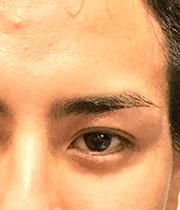 眉男革命で眉をデザインして、お顔の印象120%アップ