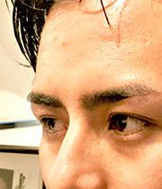 眉男革命で印象力120%アップ! 眉デザイン